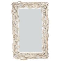 Rechthoekige Wandspiegel Solide houten Lianen Takken L110xB70cm