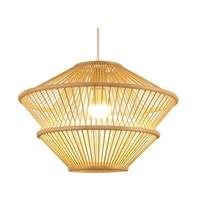 Bamboo Hanging Lamp D46xH31cm Oceana Handmade