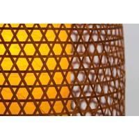 Japanese Bamboo Webbing Lamp - Shinjuku D26xH36cm