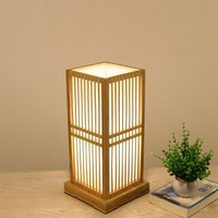 Japanese Lamp Tokyo Natural W20xD20xH41.5cm