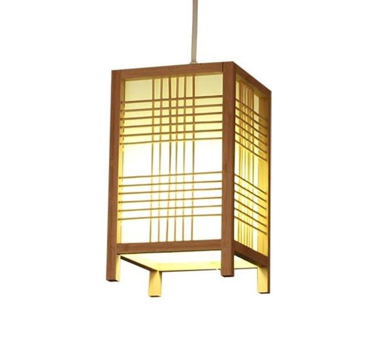 Japanese Lamp W15xD15xH25cm Natural Isumi