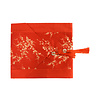 Fine Asianliving Chinese Table Runner 33x190cm Blossoms Red
