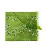 Fine Asianliving Chinesischer Tischläufer Blüten Grün 33x190cm