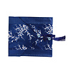 Fine Asianliving Chinese Table Runner 33x190cm Blossoms Blue