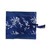 Fine Asianliving Chinese Tafelloper 33x190cm Bloesems Blauw