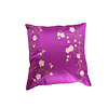 Fine Asianliving Chinese Cushion Sakura Cherry Blossoms Magenta 40x40cm