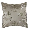 Fine Asianliving Cushion Cover Bamboo Grey 45x45cm without Filling