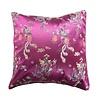 Fine Asianliving Chinese Cushion Dragon Purple 45x45cm