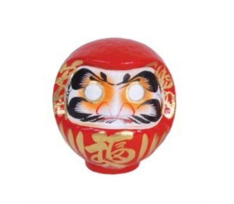 Japanse Daruma Rood Handgemaakt 25cm