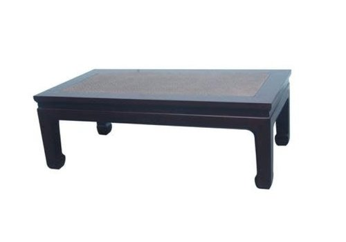 Fine Asianliving Chinese Salontafel Bruin Bamboe B132xD70xH45cm