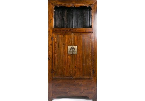 Fine Asianliving Chinese Wedding Cabinet Handmade W95xD47xH191cm