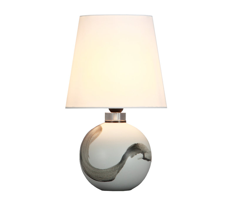 Chinese Table Lamp Contemporary D25xH43cm