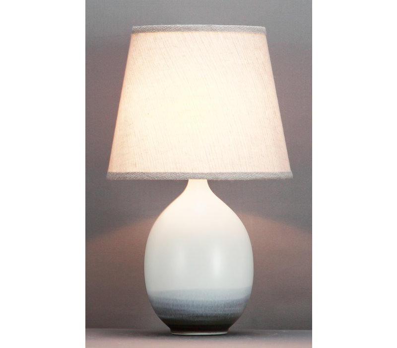 Chinese Table Lamp Contemporary D28xH46cm