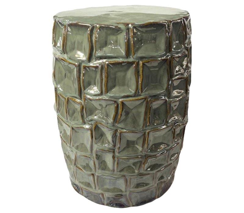 Ceramic Garden Stool Porcelain