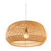 Fine Asianliving Bamboe Webbing Hanglamp Handgemaakt - Amanda D63xH35cm