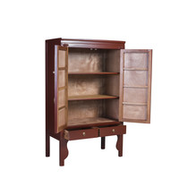 Chinese Wedding Cabinet Scarlet Rouge - Orientique Collection W100xD55xH175cm