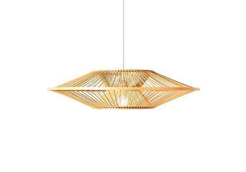 Fine Asianliving Bamboe Hanglamp Handgemaakt - Stella D90cm