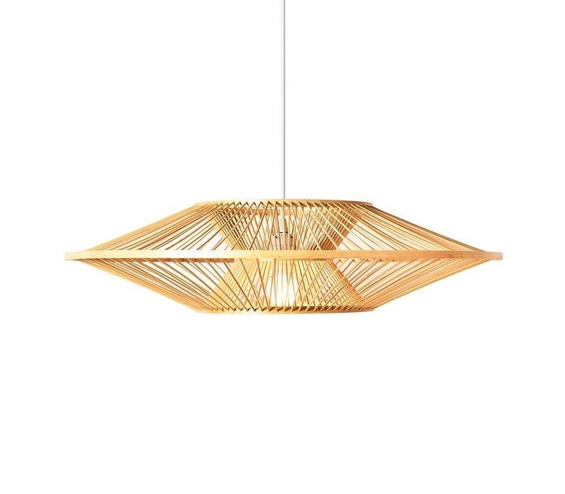 Bamboe Hanglamp Handgemaakt - Stella D90cm