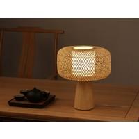 Lampada da Tavolo in Bambù - Hazel D28xA33cm