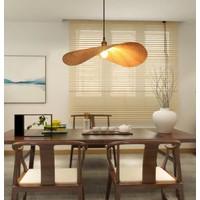 Bamboe Hanglamp Handgemaakt - Odette B70xD65xH8cm