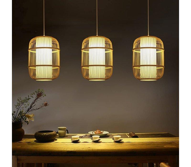 Bamboe Hanglamp Handgemaakt - Dior