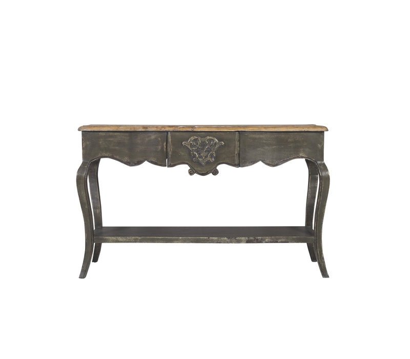 Chinese Console Table Brown W140xD45xH85cm