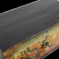 Antieke Chinese Kast Handgeschilderd B78xD38xH54cm