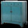 Fine Asianliving Antieke Chinese Dressoir Blauw Glossy B101xD40xH101cm