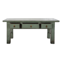 Antieke Chinese Sidetable Mint Glossy B171xD45xH83cm