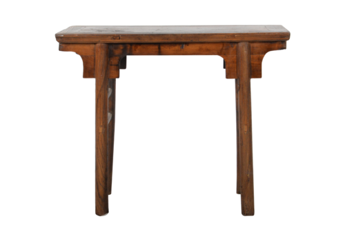 Fine Asianliving Antieke Chinese Sidetable B94xD38xH77cm