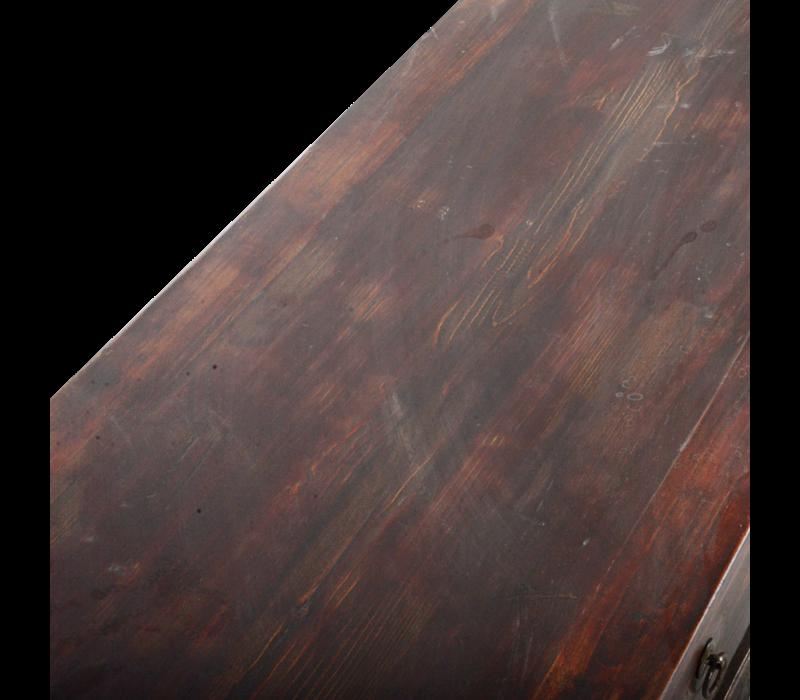 Antieke Chinese Kast Handgemaakt B108xD43xH45cm