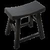 Fine Asianliving Chinese Kruk Zwart Glossy B46xD22xH47cm