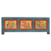 Fine Asianliving Antieke Chinese Kast Handgeschilderd B153xD41xH56cm