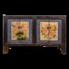 Fine Asianliving Antieke Chinese Dressoir Handgeschilderd B142xD40xH85cm