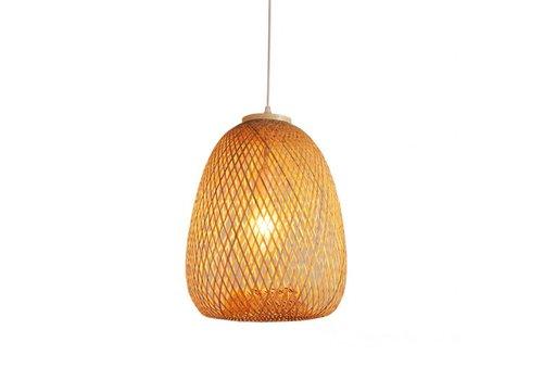 Fine Asianliving Bamboe Webbing Hanglamp Tania D30xH40cm