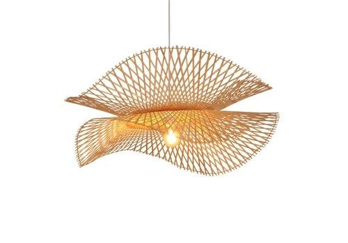 Fine Asianliving Bamboe Hanglamp Kyra D55xH32cm