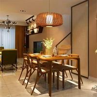 Bamboe Hanglamp Handgemaakt - Noelle