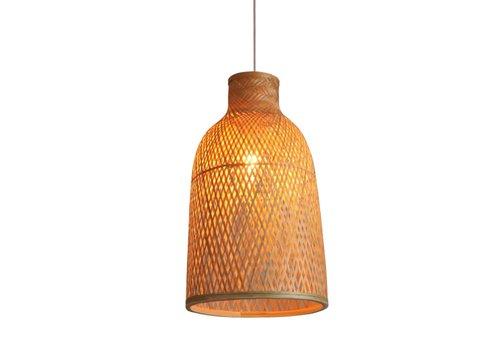 Fine Asianliving Bamboe Webbing Hanglamp Paisley D30xH55cm
