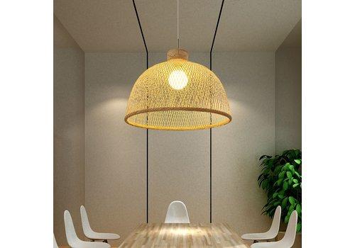 Fine Asianliving Bamboe Webbing Hanglamp Payton D40xH29cm