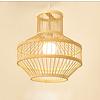 Fine Asianliving Bamboe Hanglamp D34xH35cm Maggie