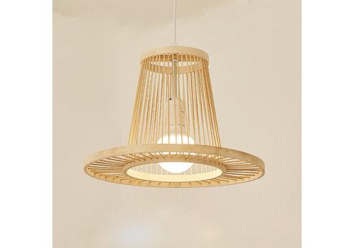Fine Asianliving Bamboe Hanglamp D35xH23cm Maryn