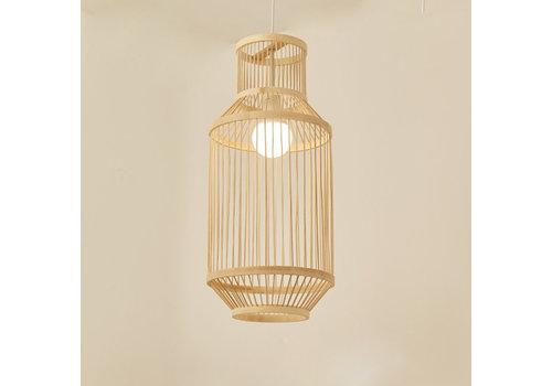 Fine Asianliving Bamboe Hanglamp D25xH47cm Myrle