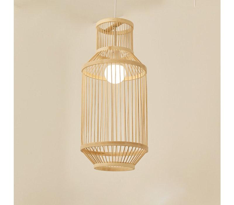 Bamboe Hanglamp D25xH47cm Myrle