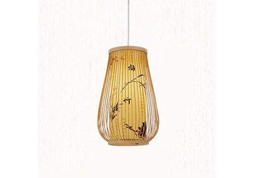 Fine Asianliving Bamboe Hanglamp Jasmine D20xH40cm