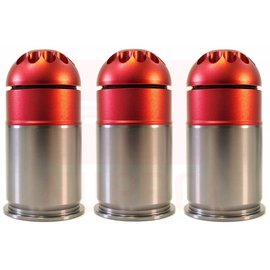 Nuprol 40mm Shower Grenade - 72rnds (3 Pack)