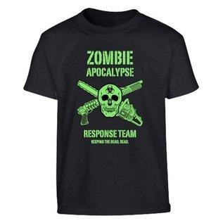 Kombat Kids Zombie Apocalypse T-shirt - Black