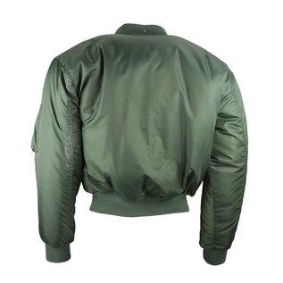 Kombat MA1 Bomber Jacket - Olive Green