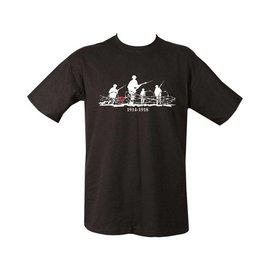 Kombat WW1 T-shirt - Black