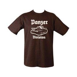Kombat Panzer Division T-shirt - Black