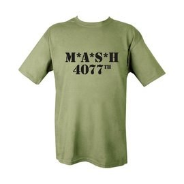 Kombat MASH 4077th T-shirt - Olive Green